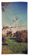 Love Lives On Beach Towel by Laurie Search