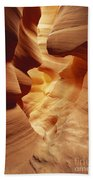Lower Antelope Canyon, Arizona Beach Towel