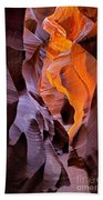 Lower Antelope Glow Beach Towel