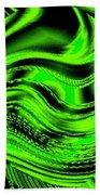 Luminous Energy 19 Beach Towel