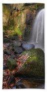 Lumsdale Falls 2.0 Beach Towel