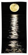 Lunar Lane Beach Towel by Al Powell Photography USA