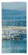 Lyme Regis Under Glass Beach Towel