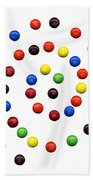 M And M 1 Beach Towel