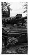 M551a1 Sheridan Tank Beach Towel