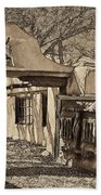 Mabel's Gate - A Different View Beach Towel