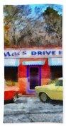 Mac's Drive In Beach Sheet