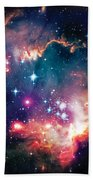 Magellanic Cloud 1 Beach Towel by Jennifer Rondinelli Reilly - Fine Art Photography