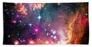 Magellanic Cloud 2 Beach Towel