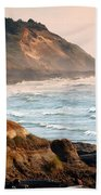Magnificent Coast  Beach Towel