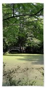 Magnolia Plantation Bridge Beach Towel