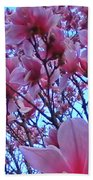 Magnolia Sky 2 Beach Towel