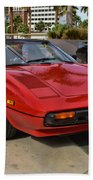 Magnum Pi Beach Towel by Tommy Anderson