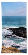 Maine 2002 B Beach Towel