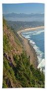 Majestic Oregon View Beach Towel