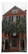 Major Peter Bocquet House Charleston South Carolina Beach Towel