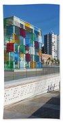 Malaga, Costa Del Sol, Malaga Province Beach Towel