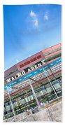 Malmo Arena 01 Beach Towel