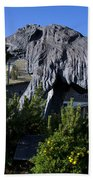 Mammoth Mountain Ski Area Beach Towel