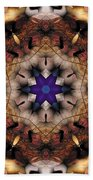 Mandala 16 Beach Towel
