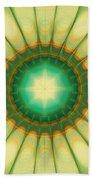Mandala Of The Hope Beach Towel