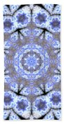Mandala101 Beach Towel