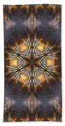 Mandala87 Beach Towel