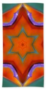 Mandala91 Beach Towel