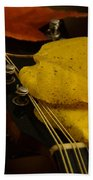 Mandolin Autumn 6 Beach Towel