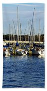 Mandarin Park Boats On Julington Creek Beach Towel