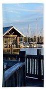 Mandarin Park Boathouse Beach Towel