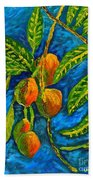 Mangoes Delight Beach Towel