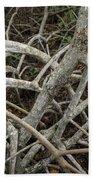 Mangrove Roots 1 Beach Towel