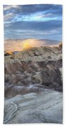 Manly Beacon Beach Towel