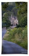Manor House - Cotswolds Beach Towel