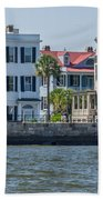 Mansions By The Water Beach Towel
