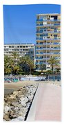 Marbella Resort In Spain Beach Towel
