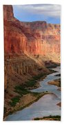 Marble Canyon - April Beach Towel