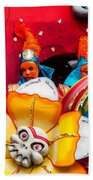Mardi Gras Float Beach Towel