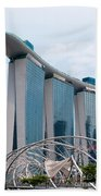 Marina Bay Sands Hotel 01 Beach Towel
