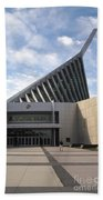 National Museum Of The Marine Corps In Triangle Virginia Beach Towel