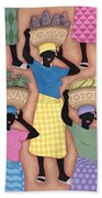 Market Day Beach Towel