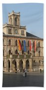 Market Place Weimar - Unesco Heritage Site Beach Towel