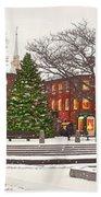 Market Square Christmas - 2013 Beach Sheet