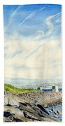 Marshall Point Beach Towel