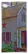 Martin's Manna In Asbury Grove In South Hamilton-massachusetts  Beach Towel