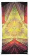 Marucii 238-03-13 Abstraction Beach Towel