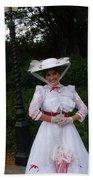 Mary Poppins  Beach Towel