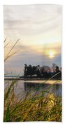 Maryland Morning Beach Towel