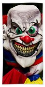 Masks Fright Night 1 Beach Towel